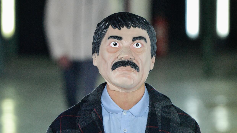 En la semana de mod.a masculina en París, El Chapo también fue protagonista