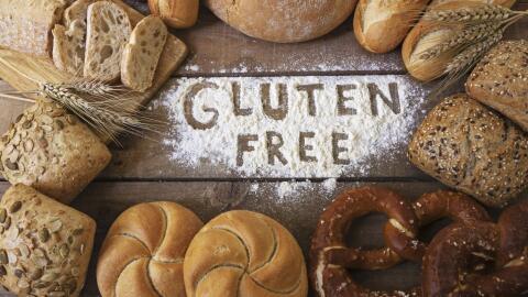 Dieta sin gluten en tendencia