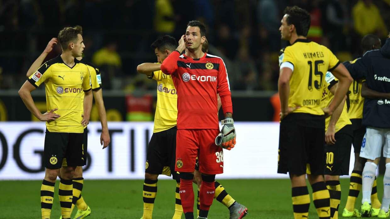 Borussia Dortmund vuelve a empatar