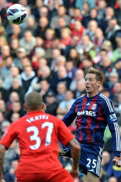 El Stoke dio buena pelea a unos 'Reds' que no han tenido el mejor de los...