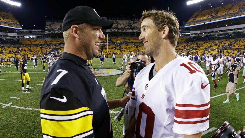 'Big Ben' y Manning protagonizarán el duelo más interesant...