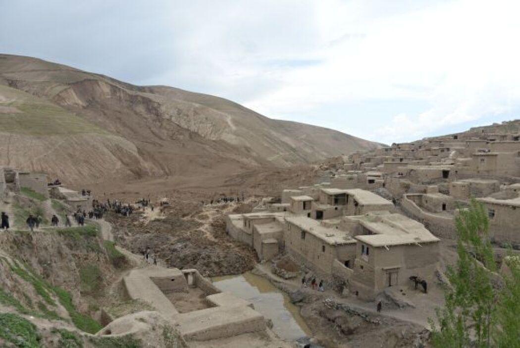 El presidente afgano, Hamid Karzai, dijo que estaba profundamente triste...