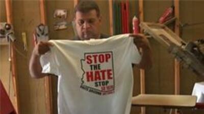 Camiseta en contra de la ley sb1070