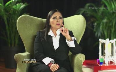 Ana Gabriel habló del parásito que pudo haberle costado la vida