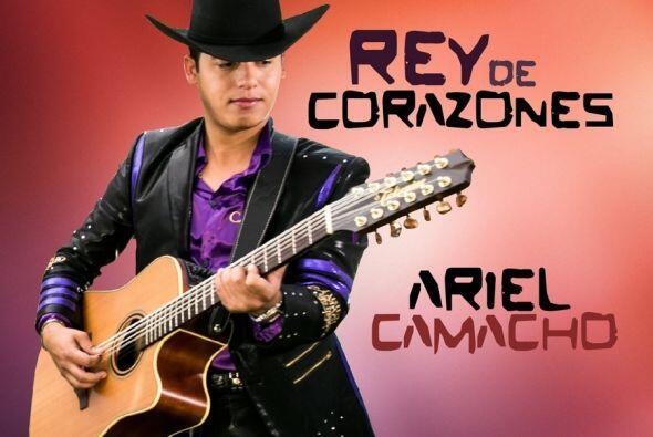Ariel Camacho y Los Plebes del Rancho es otro de los famosos con mayor n...