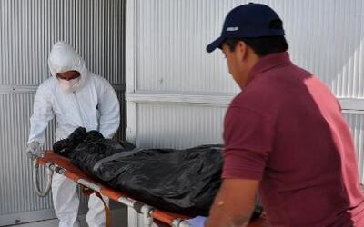 Difícil identificar a víctimas de fosas en México