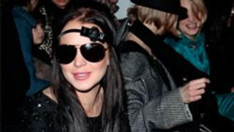 Una jueza ordenó el arresto de Lindsay Lohan por faltar a la corte f1588...
