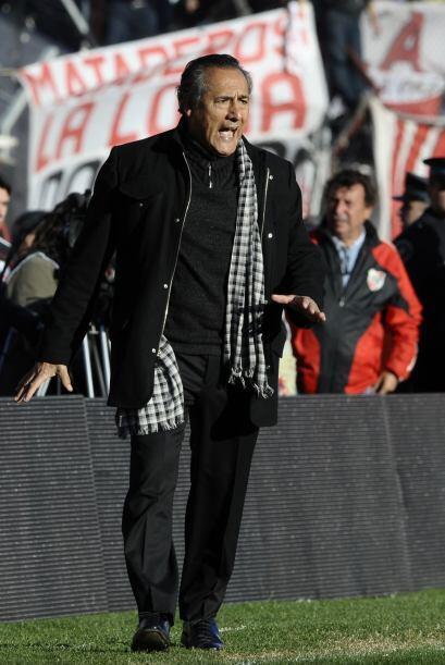 Juan José López, alguna vez campeón como jugador con River pasará a la h...