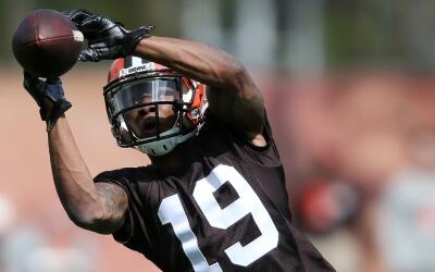 Corey Coleman, WR, Cleveland Browns