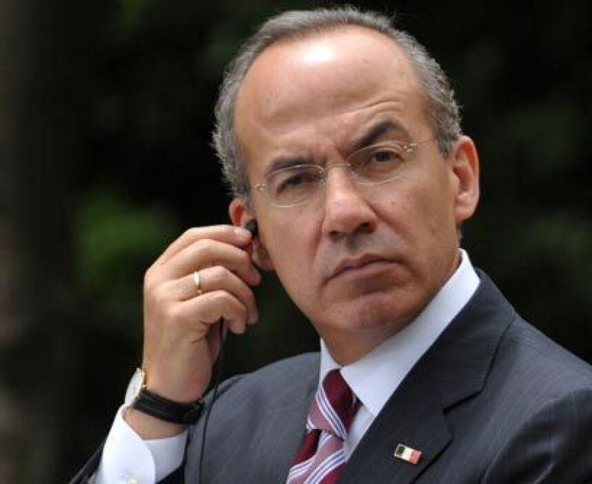 Ni la familia del Presidente se salvaAlfonso Reyes Hinojosa, primo del m...