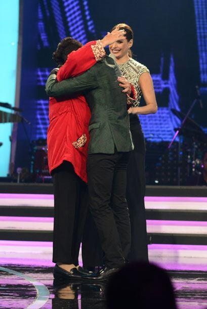 Fue un momento muy emotivo de la tercera gala de Va Por Ti.