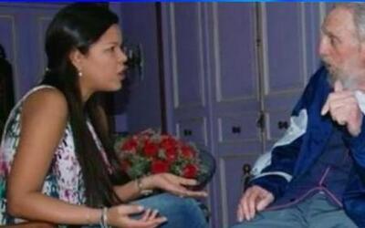 No cesa clima de violencia en Venezuela, la hija de Chávez visita a Fide...