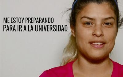 Casandra Martínez sueña con volverse higienista dental