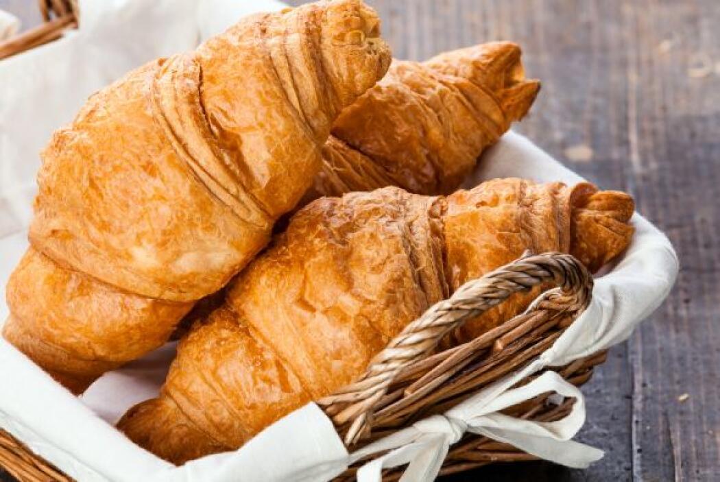 Croissants Preparar este platillo puede ser un poco atemorizante, pero a...