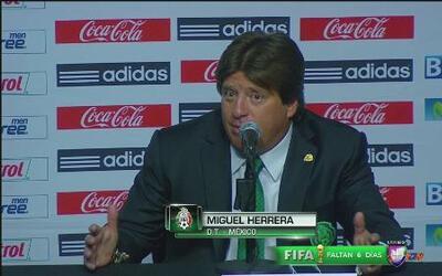 México está cara a cara con el Mundial