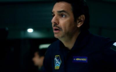 Eugenio Derbez en 'Geostorm'