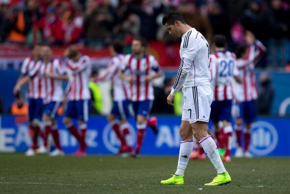 Real Madrid y Ronaldo lucieron inoperantes y fuera de ritmo frente a un...