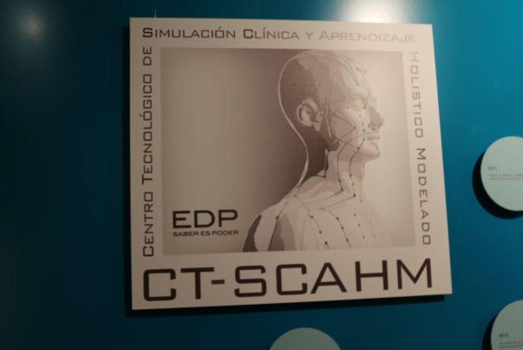 2012- Se inaugura el Centro Tecnológico de Simulación Clínica y Aprendiz...