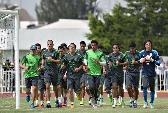 El jueves por la noche México enfrenta a Honduras en Chiapas en la canch...