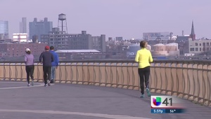 Buscan a hombre que violó a corredora en el bajo Manhattan