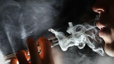 Unos 134 incidentes ha dejado uso de cigarrillo electrónico, según Admin...