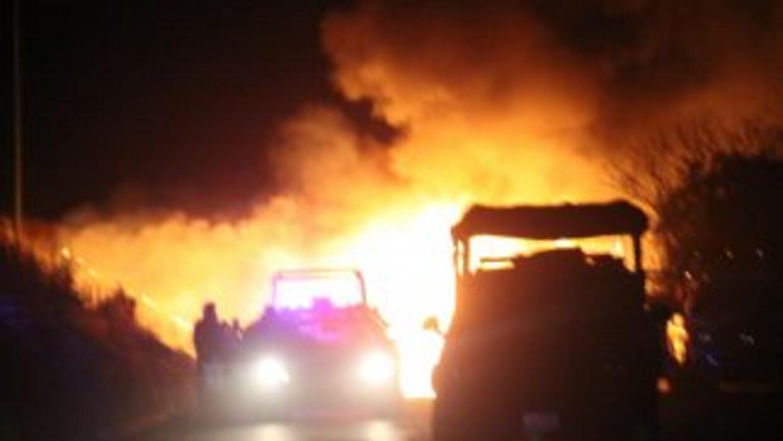 La violencia en Michoacán de los últimos días podría ser la causa de un...