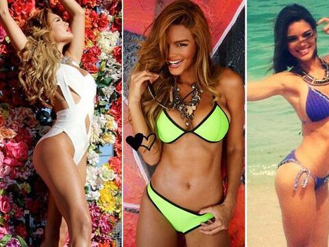 La hermosa actriz le imprime todo su sabor caribeño a la telenove...