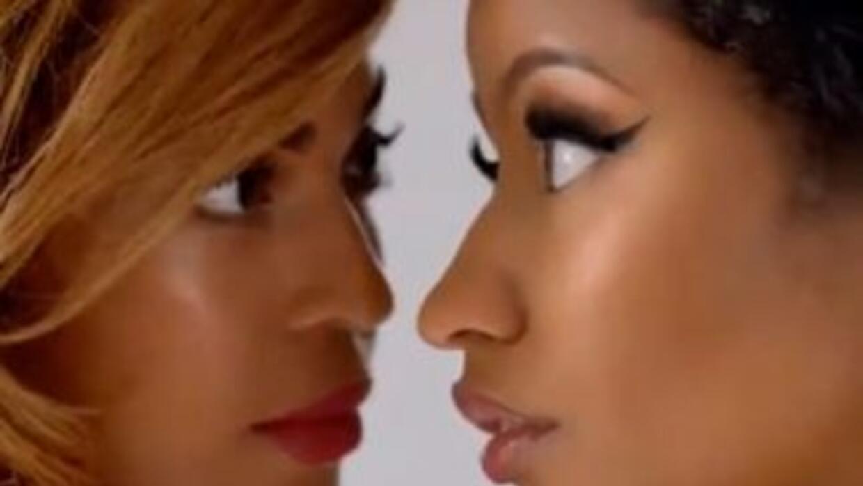 Nicki Beyonce Slider