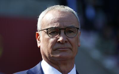 Ranieri lloró tras triunfo del Leicester