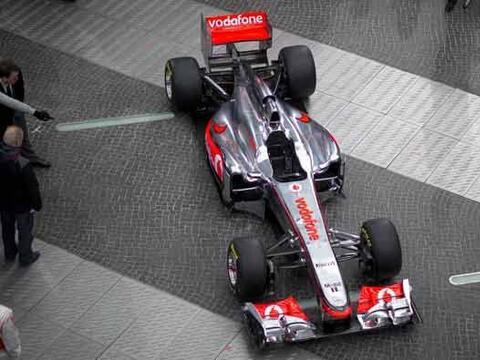 El nuevo auto tiene muchas modificaciones debido al cambio del reglamento.