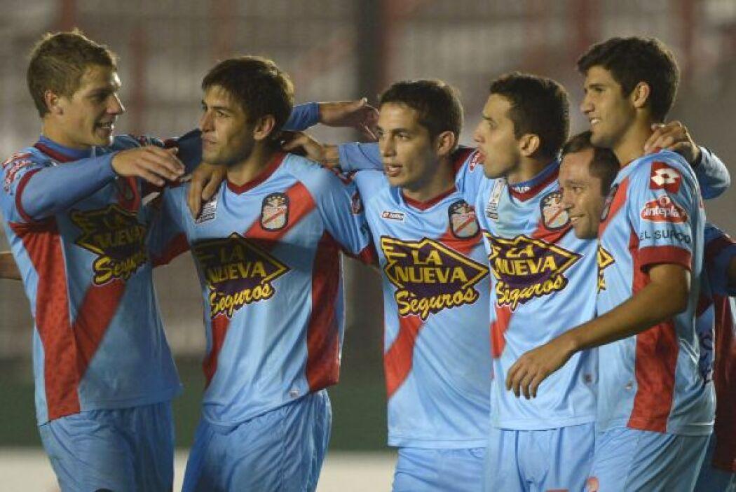 Jorge Ortiz (m.65) y Diego Braghieri (m.84) marcaron los goles de la vic...