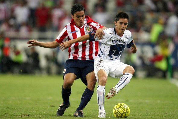 """Chivas ganó esos dos juegos en la """"Perla Tapatía"""", al impo..."""