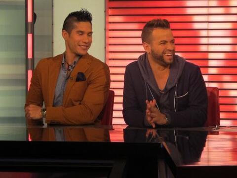 Chino y Nacho se presentaron en  nuestro programa y revelaron muchos sec...