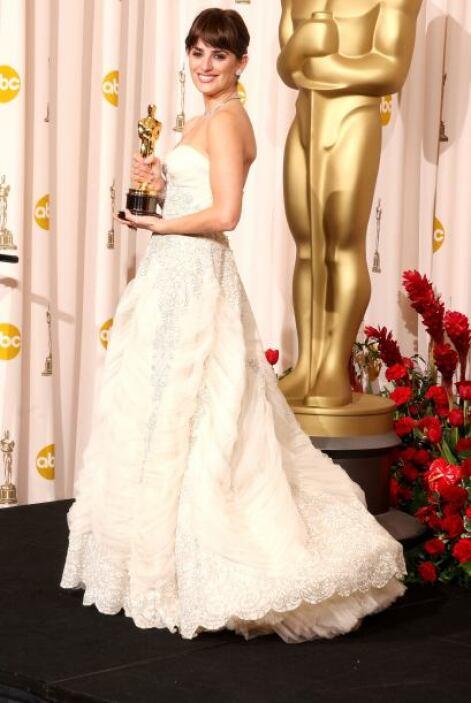 Penélope Cruz es reconocida por su belleza y talento, pero en sus inicio...