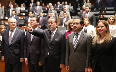 Raúl Cervantes, nuevo titular de la Procuraduría General d...