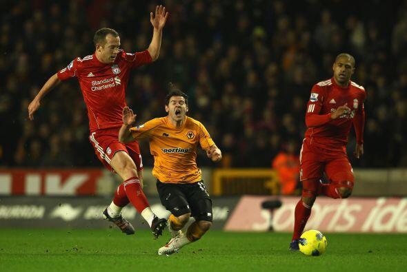 Liverpool estaba camino a hacerse con tres valiosas unidades.