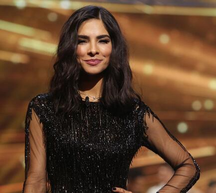 Alejandra is our Glam Girl ¿Cuál look fue tu favorito? ale1.jpg