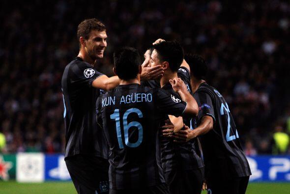 El mediocampista francés convirtió el 1-0.
