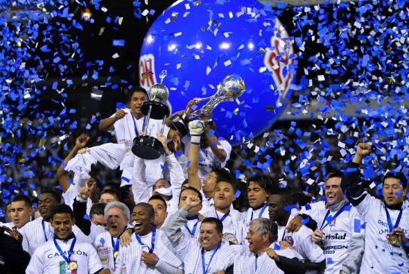 Once Caldas, campeón de la Copa Libertadores en 2004, ganó...