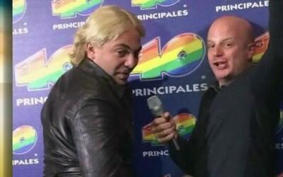 Cristian Castro y Facundo no aguantaron las ganas