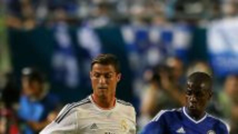Cristiano Ronaldo fue el MVP ante Chelsea.