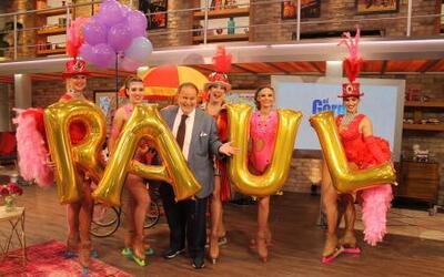 La Gozadera, la celebración del cumpleaños de Raúl se convirtió en la ve...