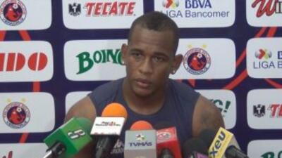 Leiton Jiménez: 'Veracruz está muy sólido en defensa, buscaremos el gol...
