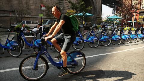 Citibike, la iniciativa que busca promover el uso de la bicicleta en Nue...