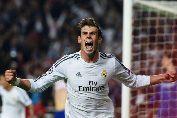 Gareth Bale tuvo una gran temporada y fue factor en la Final para ganar...