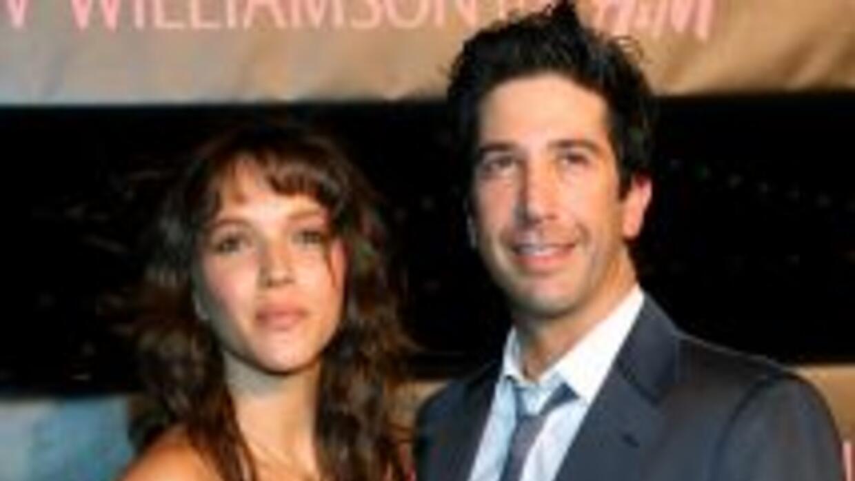 Mientras su compañera Courteney Cox se separa de David Arquette, David S...