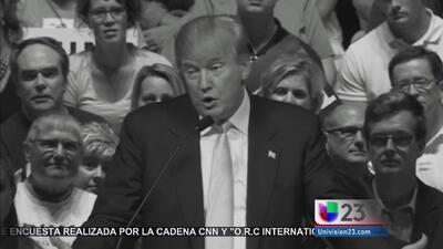 ¿Por qué Trump lidera la carrera Republicana?