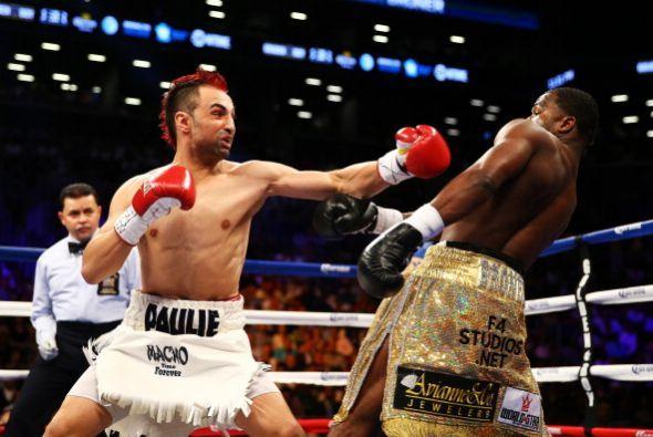 Adrien Broner derrotó por decisión dividida a Paulie Malignaggi y conqui...