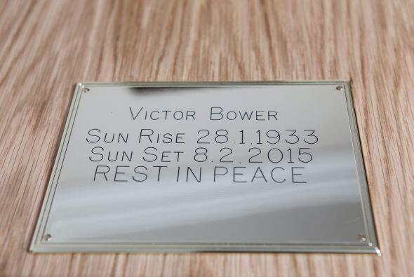 Victor falleció días después, al perder la batalla...