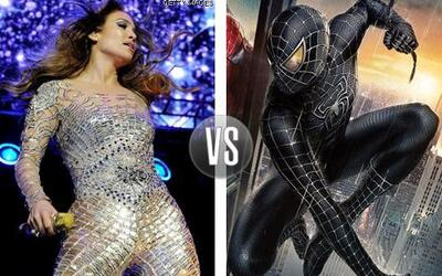 JLo vs. Spider-Man